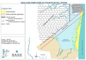 Géologie SAGE